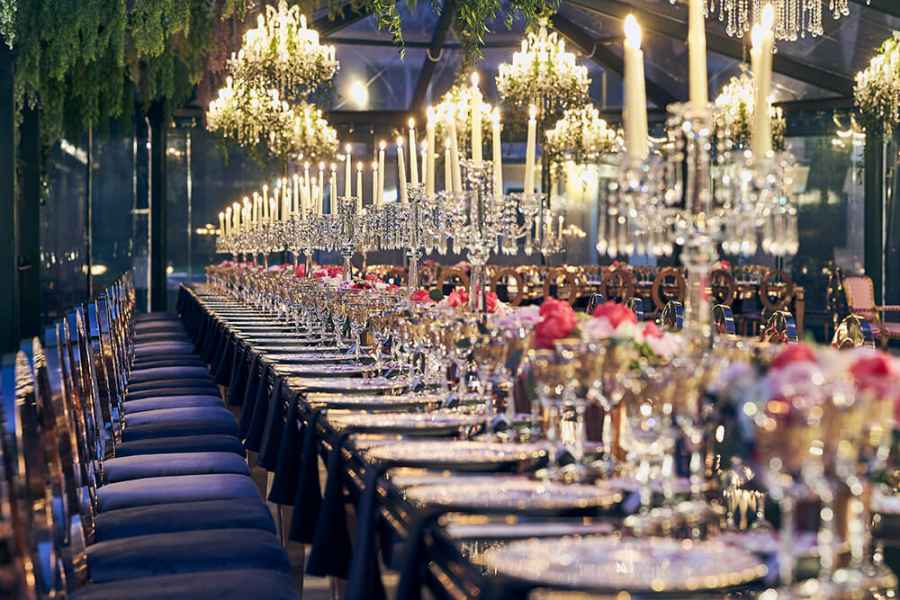Luxurious wedding location in Italy