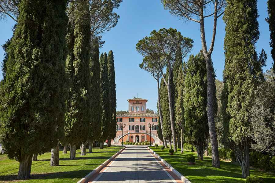 Romantic location for wedding in Italy