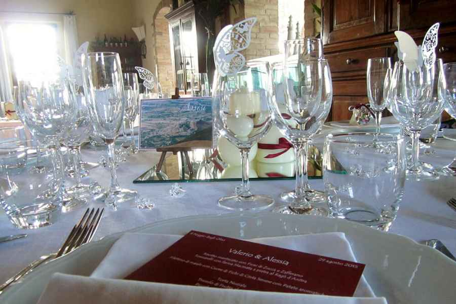 Wedding package in Italy