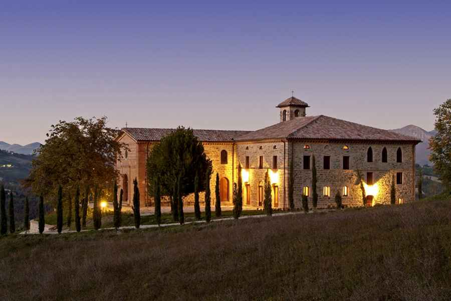 Mystic and romantic location for wedding near Assisi, Italy