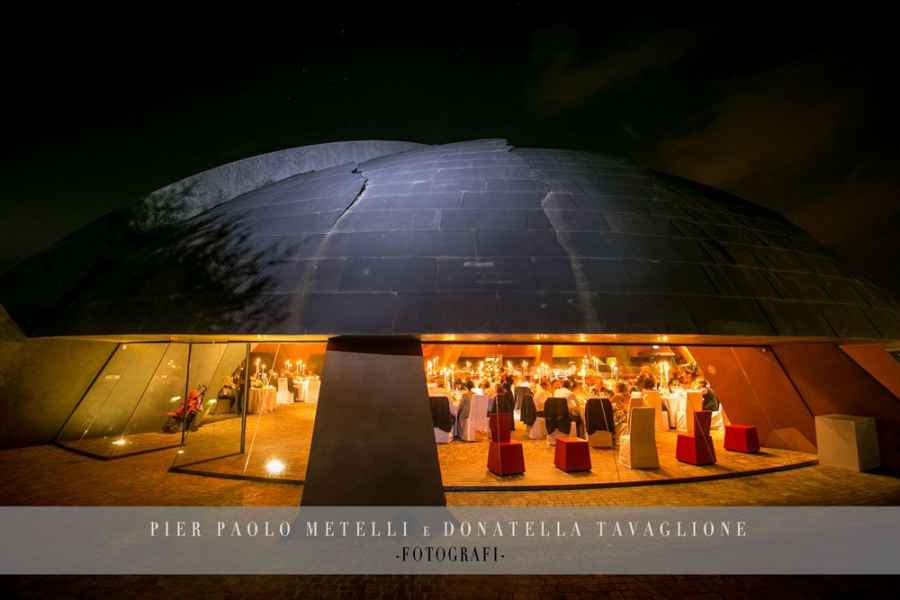A romantic and elegant venue for marriages in Italy
